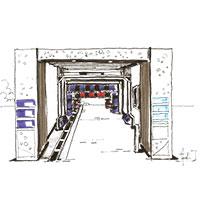 Impianti di lavaggio a tunnel